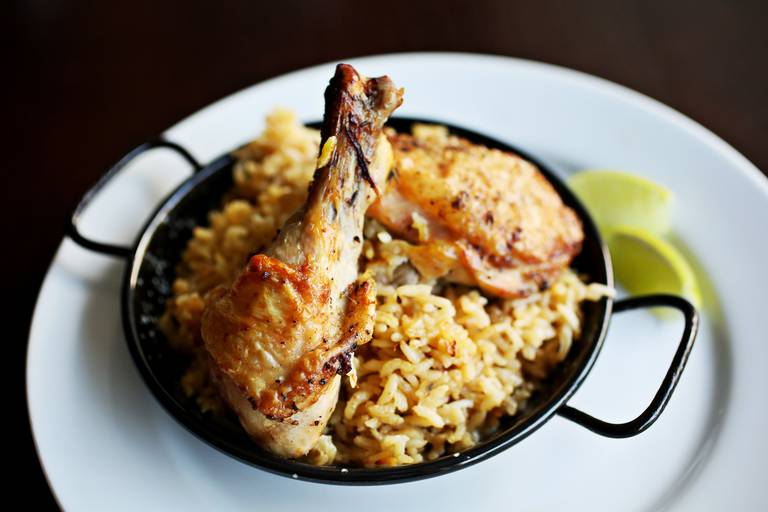 Arroz Con Pollo NewsObserver